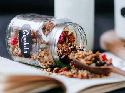 Como introduzir a granola na sua alimentação sem engordar?