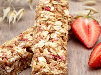 Um snack perfeito: barras de cereais na Bimby