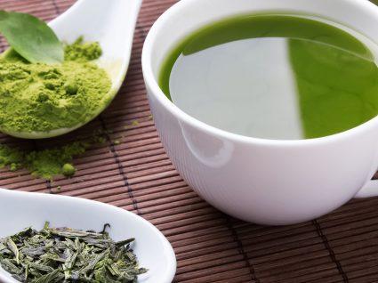 Extrato de chá verde: a solução para a sua perda de peso?