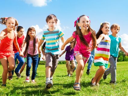 Os melhores campos de férias para os mais novos