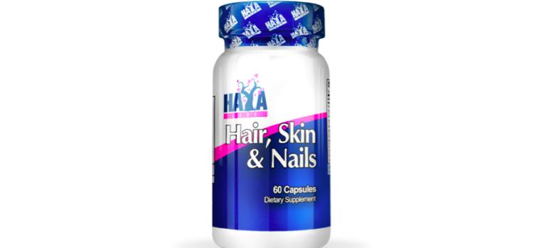 hair skin nails haya