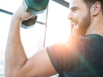 Se quer ganhar massa muscular, não faça isto!