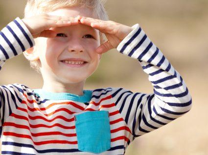 Crianças: a tendência marinheiro para meninos