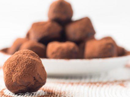 Trufas de chocolate: pecados máximos em dose mínima