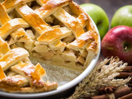 Tarte de maçã: um mundo de variações