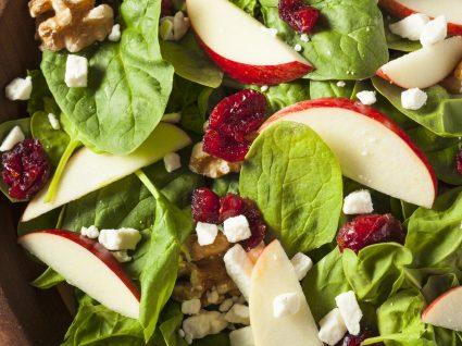 3 Saladas com mais calorias que um BigMac