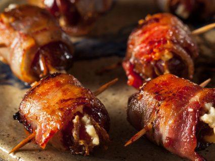 Tâmaras com bacon: 5 maneiras de variar a receita