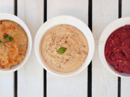 Receitas de hummus irresistíveis para entradas saudáveis