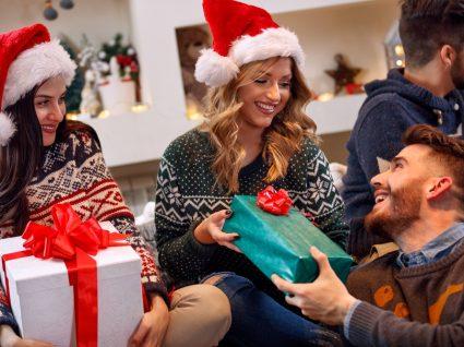 10 Ideias para trocar prendas no jantar de Natal com amigos
