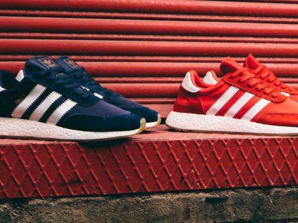 Adidas lança Iniki Runner