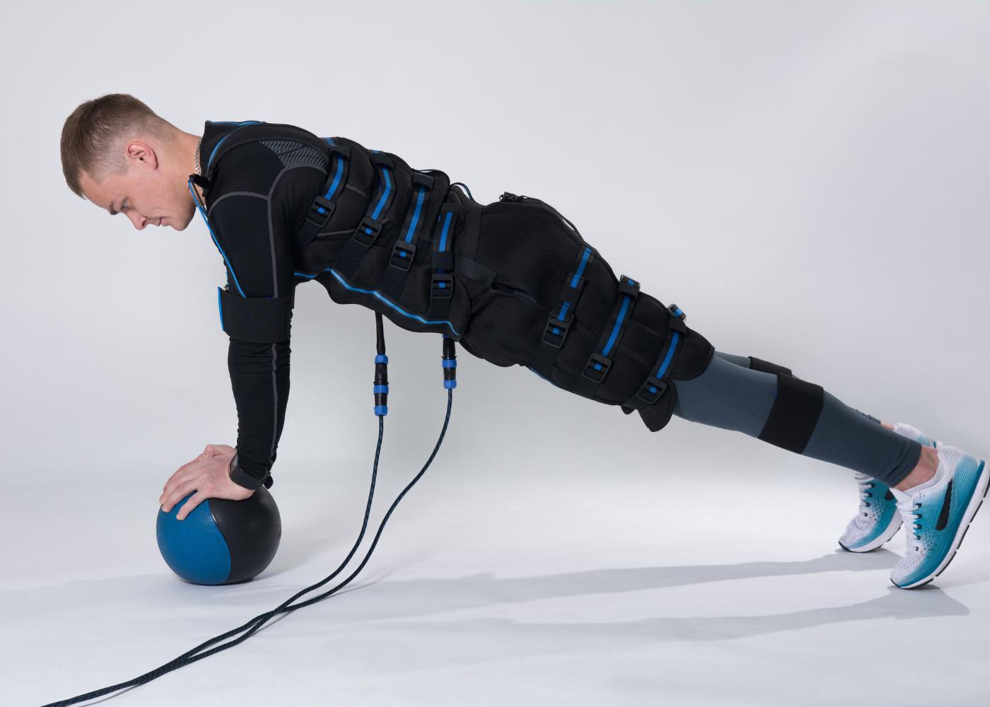 treino com electroestimulacao para preparacao fisica