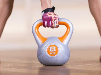 Exercícios com Kettlebell para braços