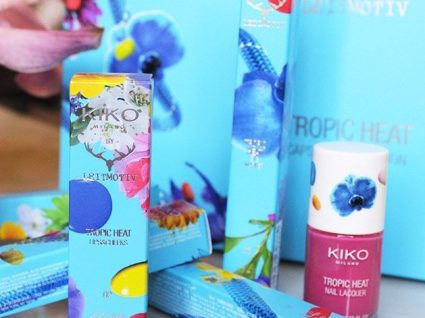 Tropic Heat: A segunda coleção para o 20º aniversário da Kiko