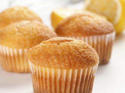 5 Receitas de queques de limão