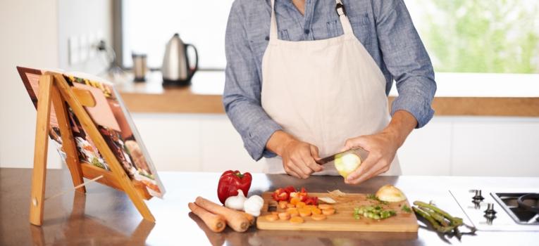 livros de culinaria