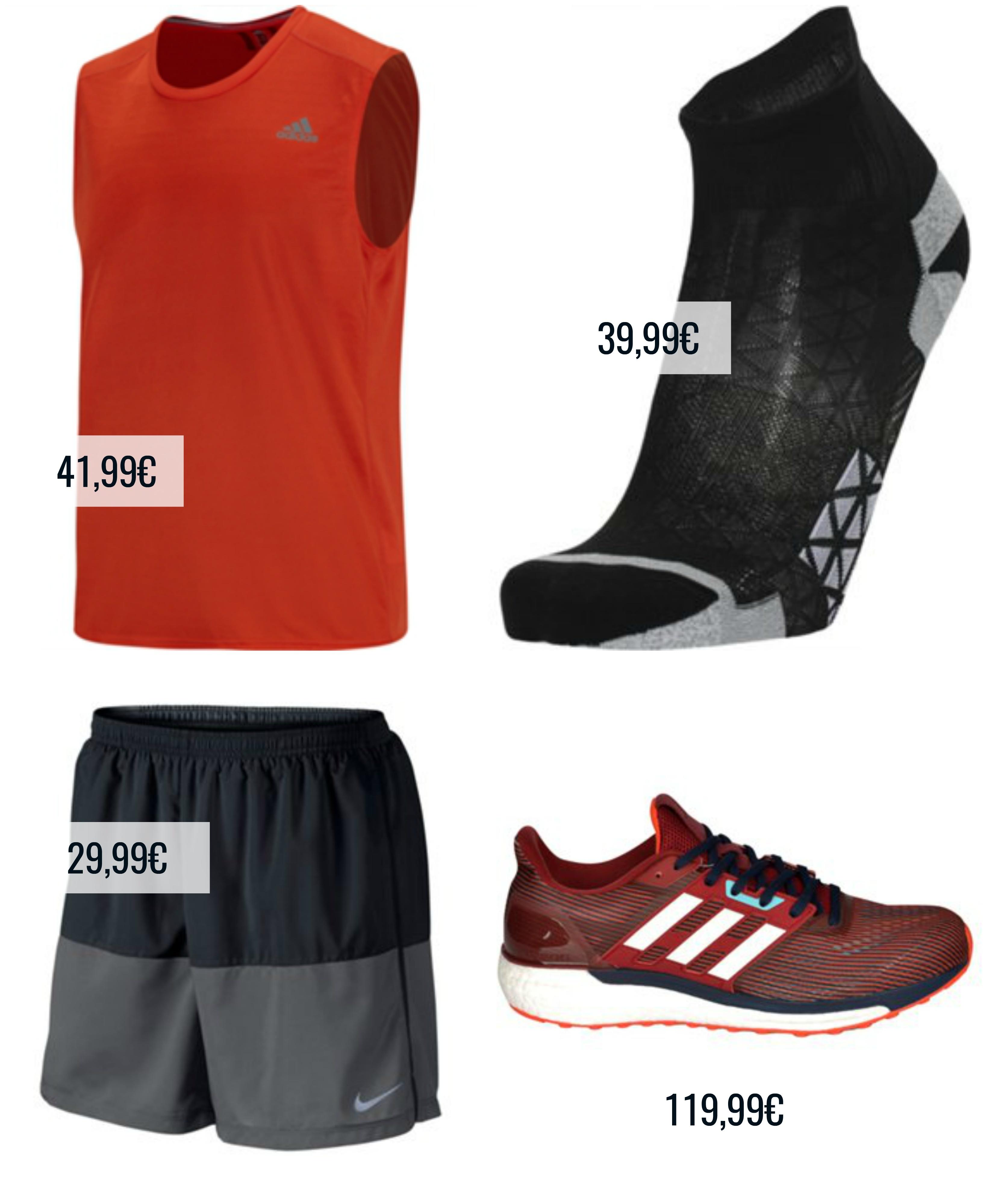 look para meia maratona sport zone