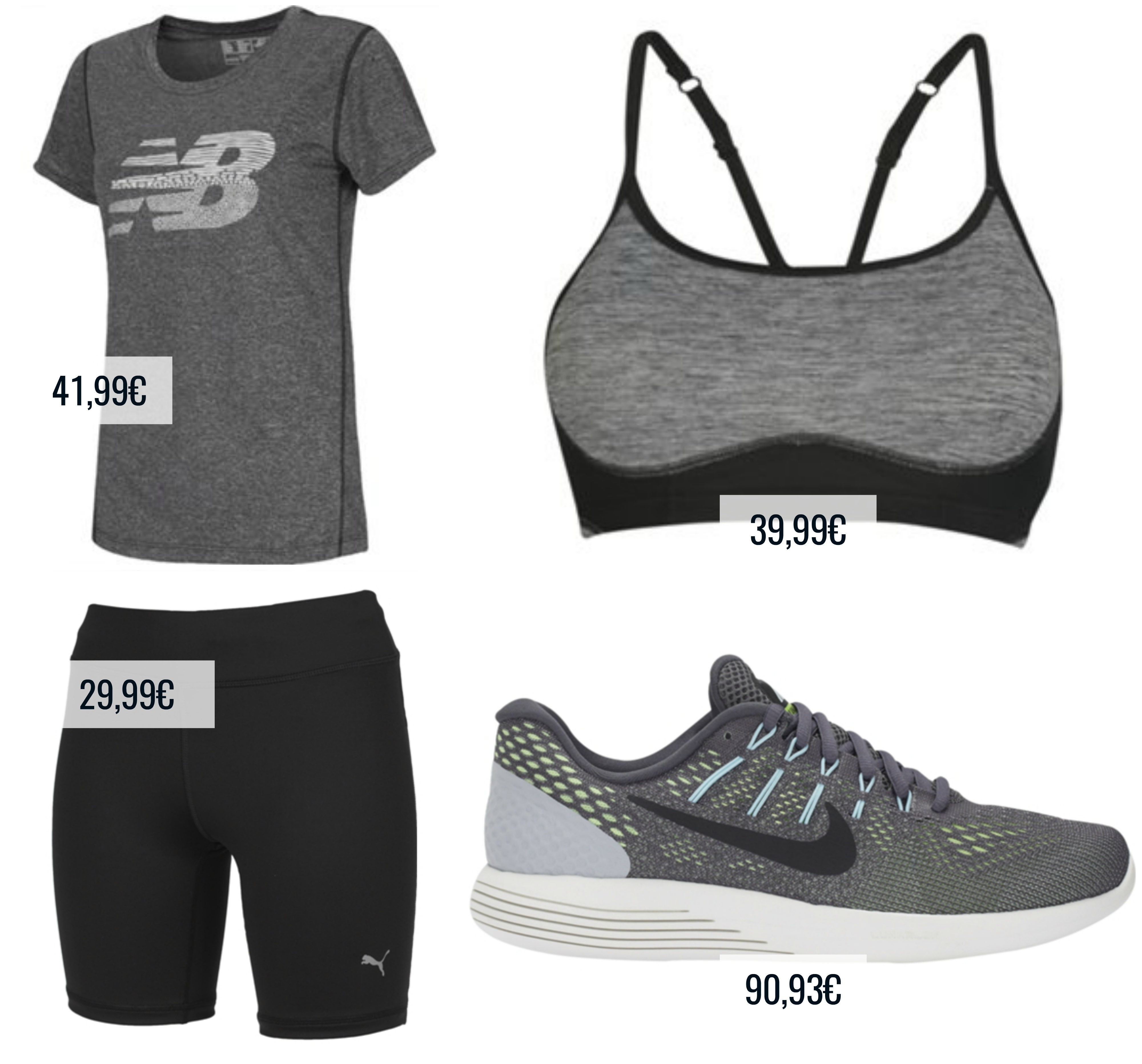 look para meia maratona mulher sport zone