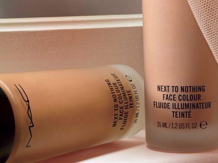 """MAC lança linha de maquilhagem """"No-make-up-makeup"""""""