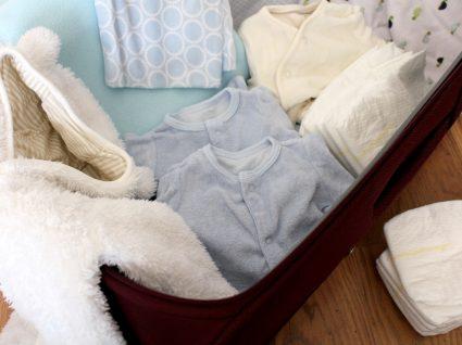 Pré-mamã: o que levar na mala de maternidade?