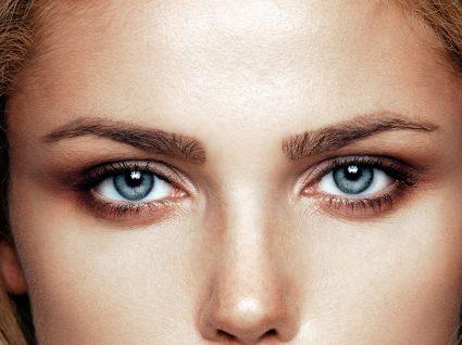 Maquilhagem: olhos simples e realçados