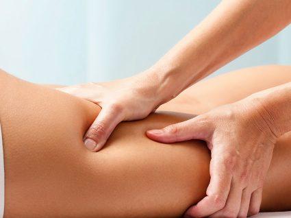 Massagens para modelar o corpo