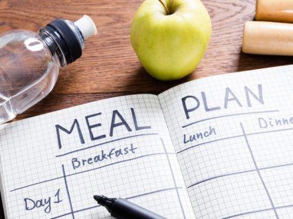 5 Passos para planear as suas refeições semanais de forma fácil e eficaz