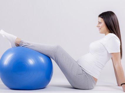 O método pilates na gravidez
