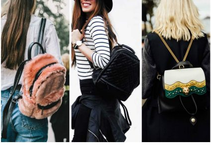 Regresso às aulas: as mochilas mais in da estação!