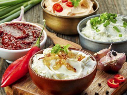 Receitas de molhos para saladas