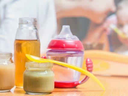 5 Acessórios para a alimentação do bebé