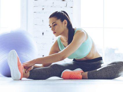 7 Ótimos movimentos de pilates para ficar em forma