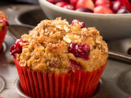 Muffins da Bimby: delícia em tamanho pequeno