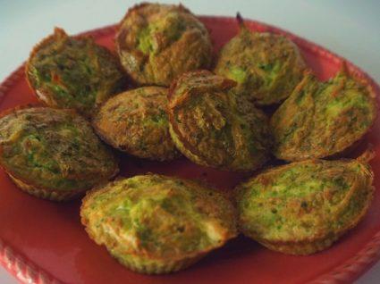 Muffins verdes de frango by Vanessa Alfaro
