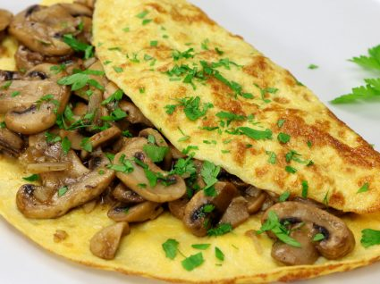 4 Receitas fáceis de omelete na Bimby