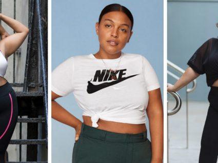 Nike lança linha plus size