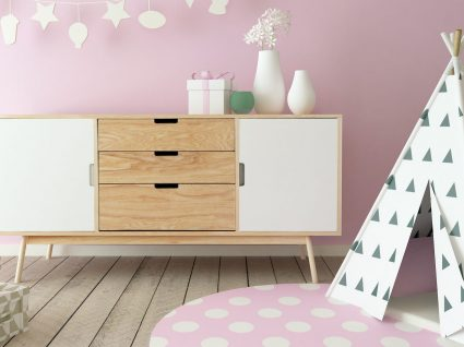 3 Propostas para decoração do quarto do bebé