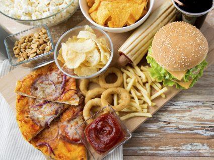 Os piores alimentos para a saúde