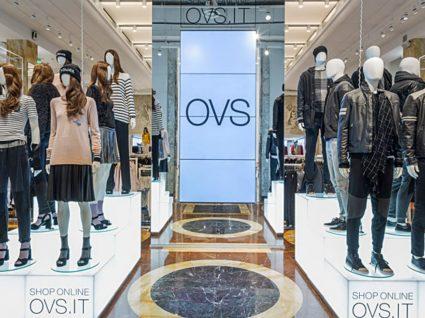 A italiana OVS abre a sua primeira loja emPortugal