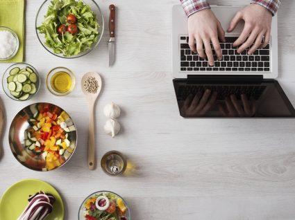 6 Páginas de nutrição que deve seguir