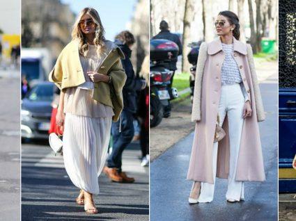 O melhor do streetstyle na Semana da Moda em Paris