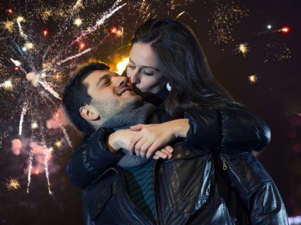 As melhores ideias para uma passagem de ano romântica