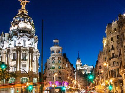 Sugestões para passagem de ano 2017/2018 em Madrid