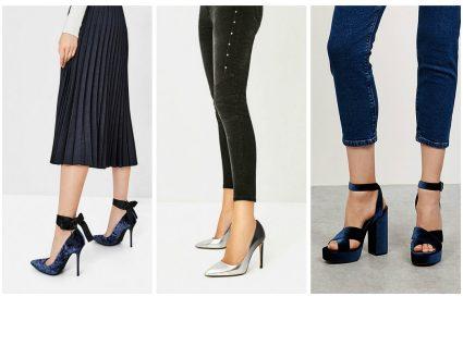 Passagem de ano: Sapatos de festa