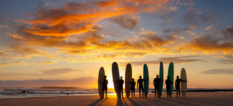 surf passagem de ano