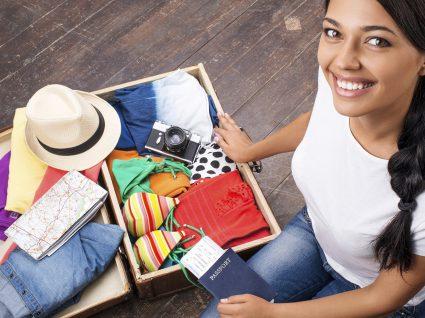 10 passos para arrumar uma mala de viagem