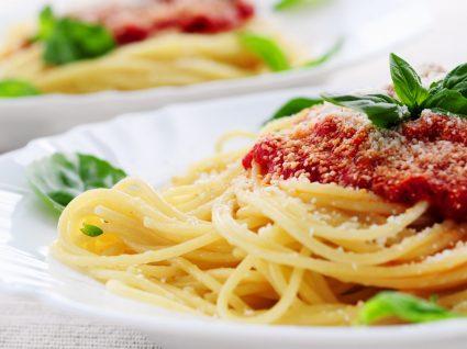 4 Receitas de esparguete na Bimby