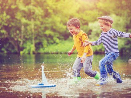 Calças indestrutíveis para crianças: peças à prova de tudo!