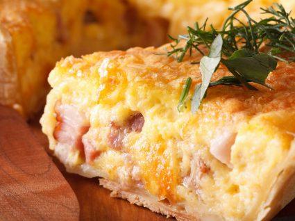 Quiche de fiambre e queijo: 5 formas diferentes de a preparar