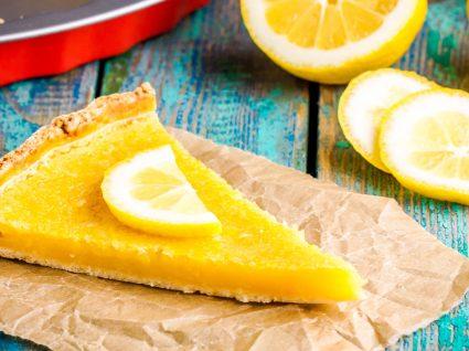 Tarte de limão: uma combinação de doçura e frescura