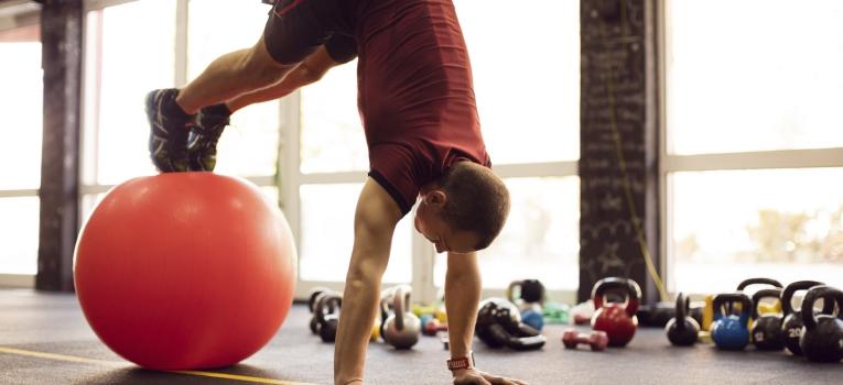pilates no desporto